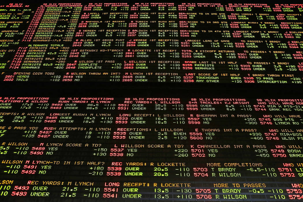 Could sports betting be in Washington state's future?
