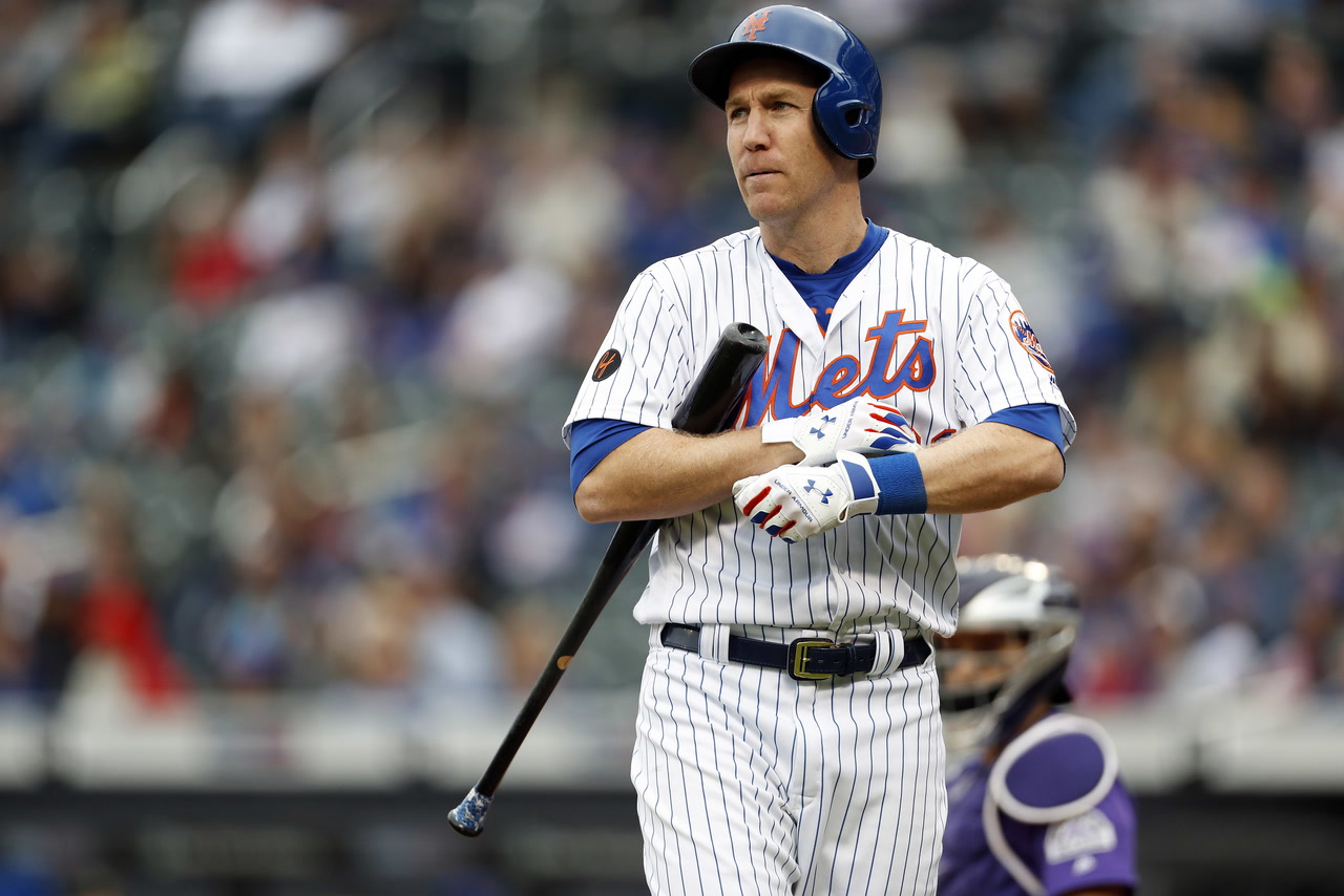 Mets' Todd Frazier joins 51s on rehab, to play this week ...