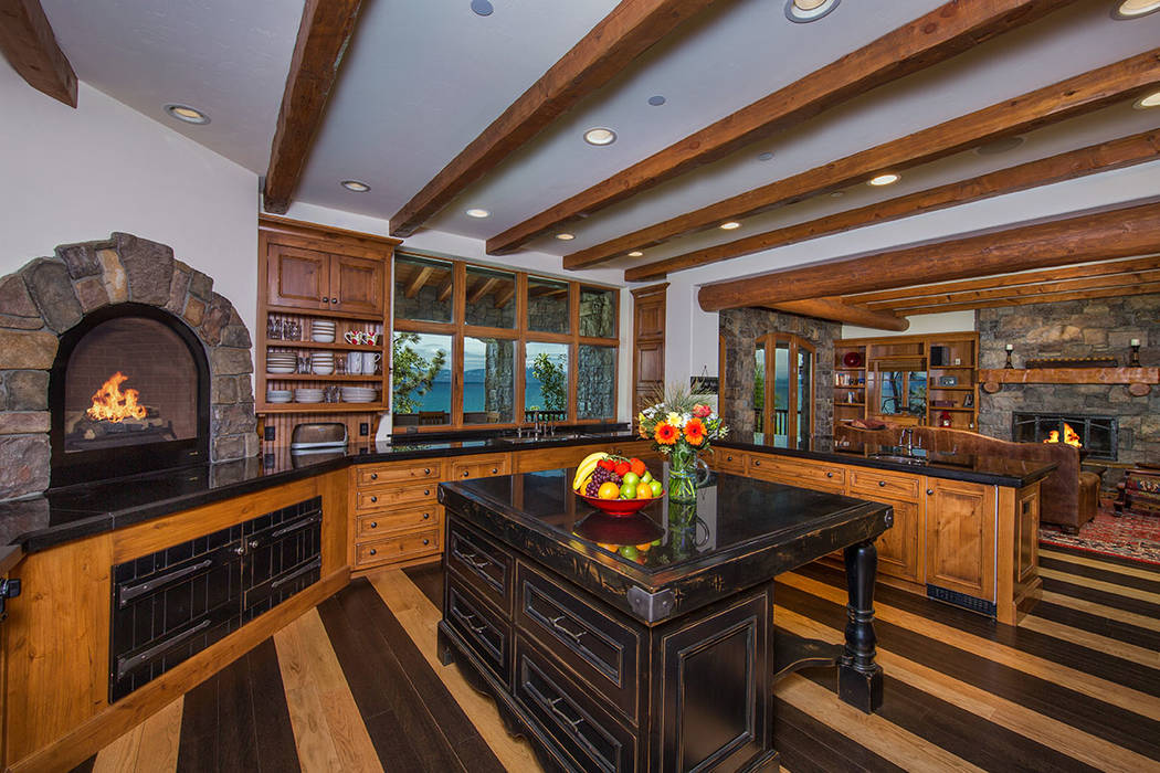 The kitchen. (Oliver Luxury Real Estate)