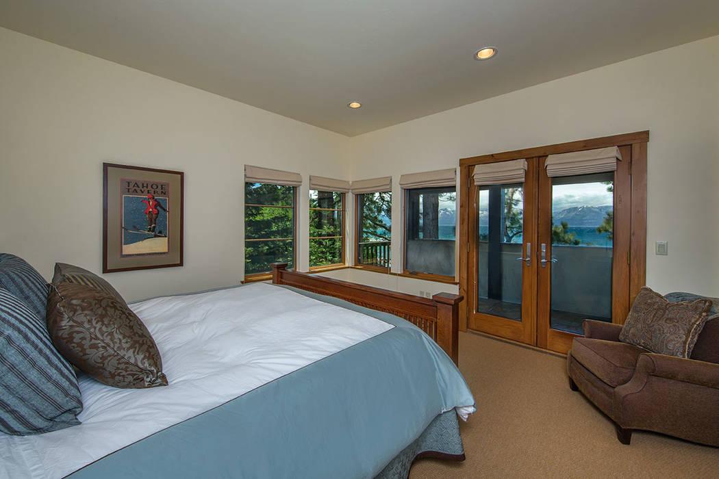 A guest bedroom. (Oliver Luxury Real Estate)