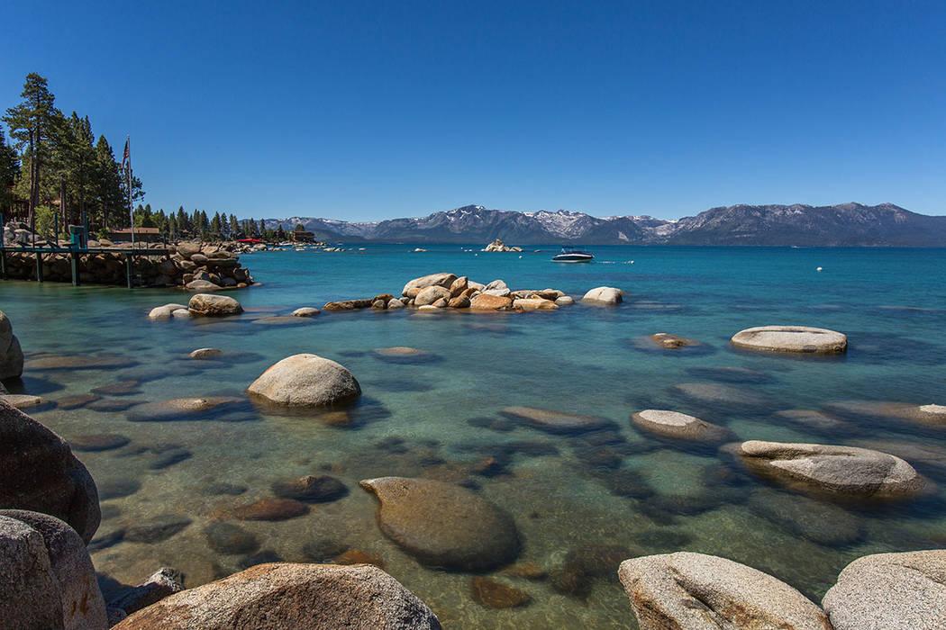 Lake Tahoe. (Oliver Luxury Real Estate)