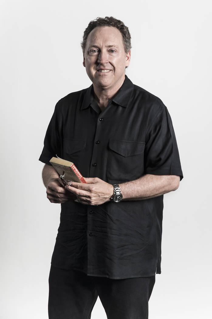 Acting coach Daryl Morris at Indie Film Factory on Tuesday, May 29, 2018, in Las Vegas. Benjamin Hager Las Vegas Review-Journal @benjaminhphoto