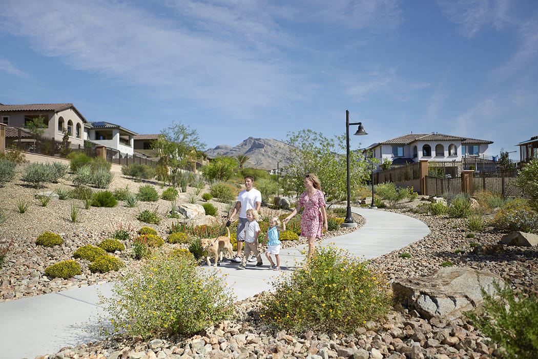 Summerlin trails are ranked by residents as the most important and popular amenity in the master-planned community. More than 150 miles link neighborhoods to parks, schools and shopping centers. ( ...