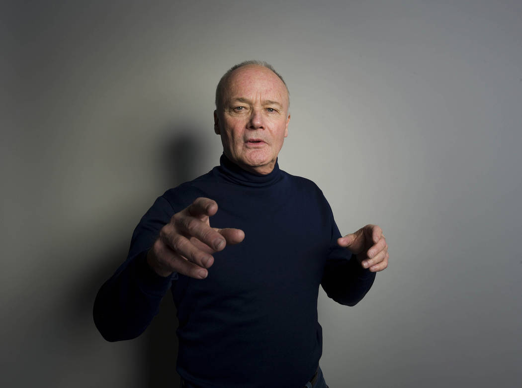 Creed Bratton poses for a portrait in the Fender Music Lodge during the 2011 Sundance Film Festival on Sunday, Jan. 23, 2011 in Park City, Utah. (AP Photo/Victoria Will)