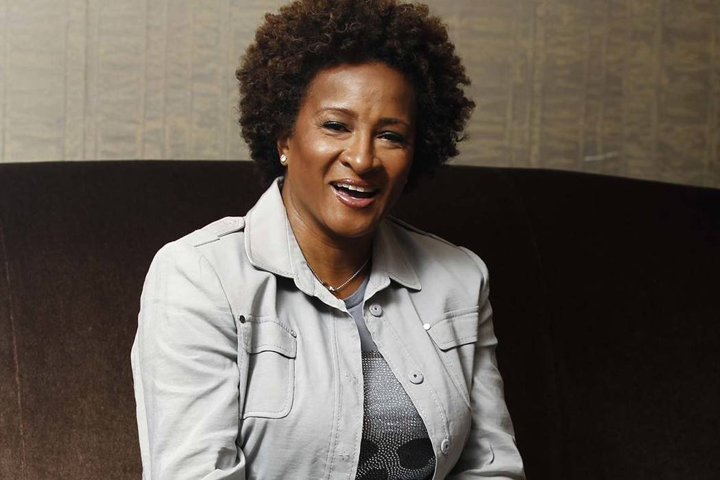 Comedian Wanda Sykes poses for a portrait in Los Angeles, Thursday, July 22, 2010. (AP Photo/Matt Sayles)