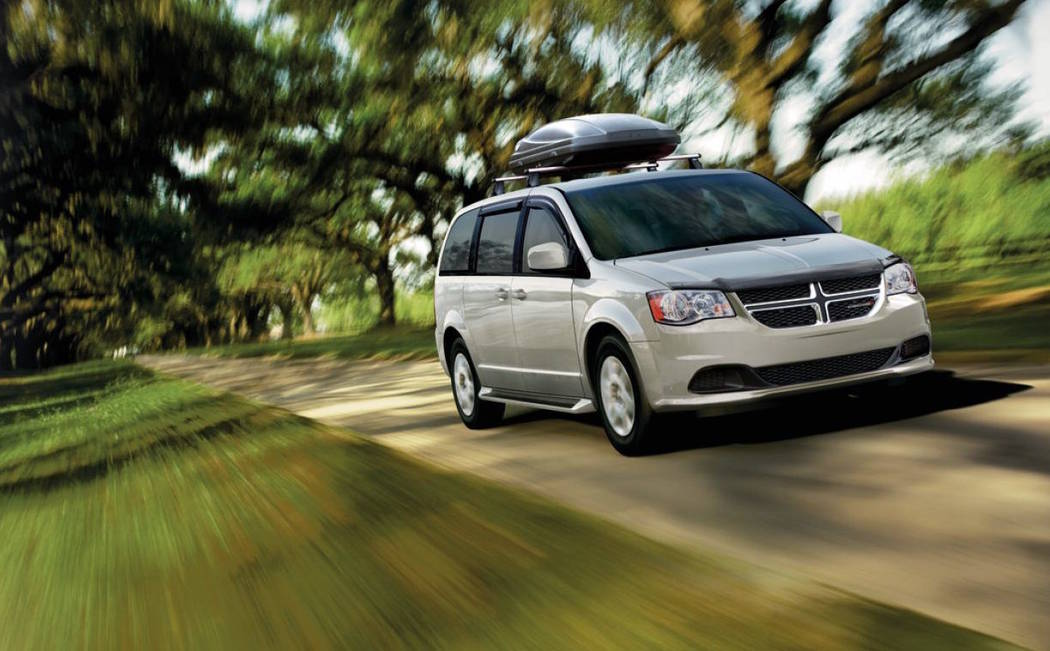 Dodge The 2018 Dodge Grand Caravan SE Plus is capable of taking on even the most adventurous road trip.