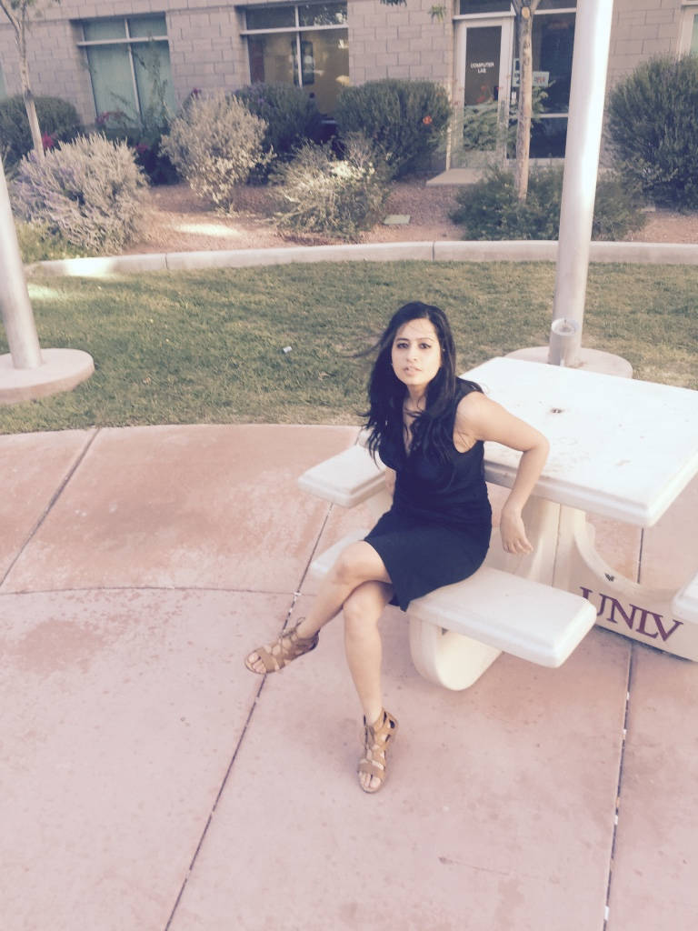 Ranita Ray, an assistant professor of sociology at UNLV, studies race, class, gender and urban inequality. . Ranita Ray