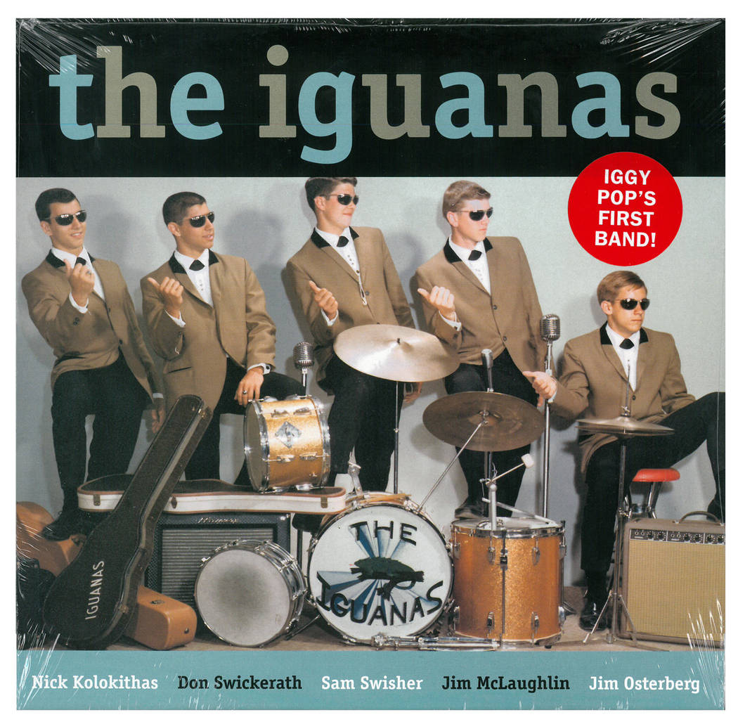 Jim McLaughlin Iguanas