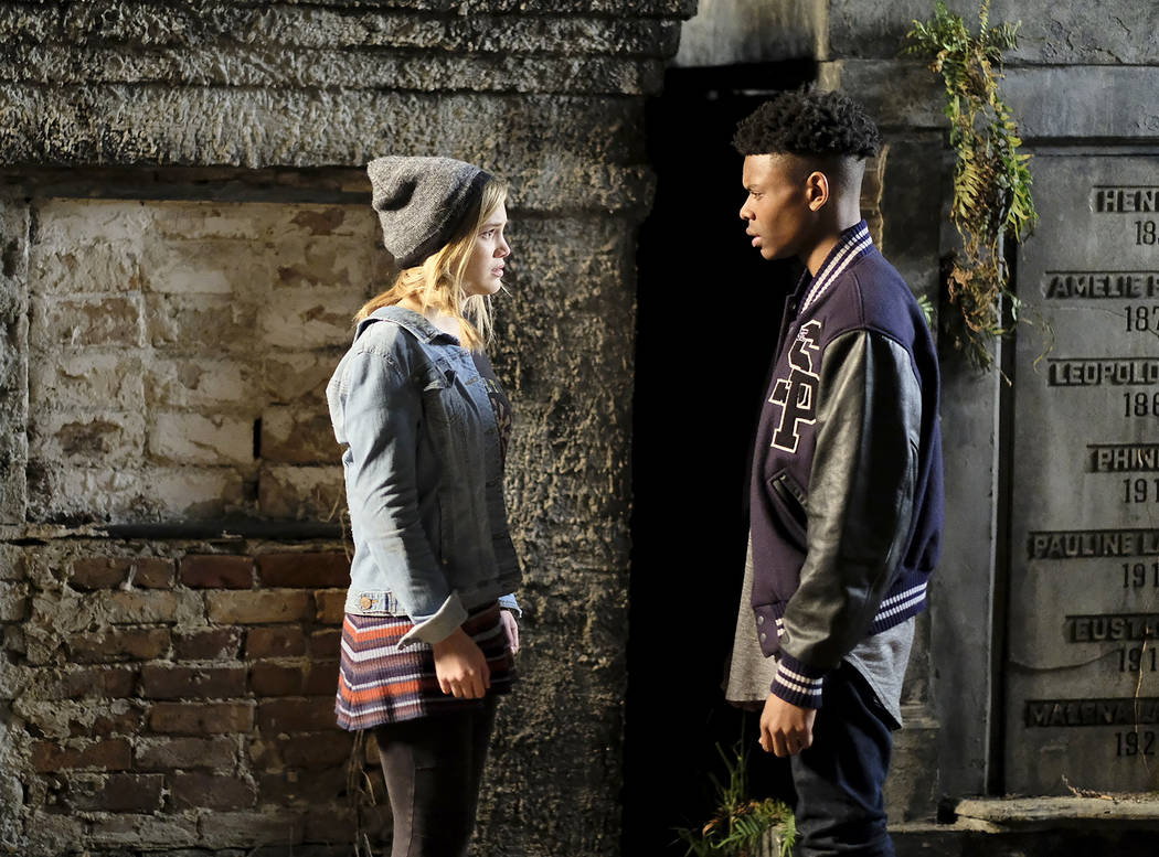 "MARVEL'S CLOAK & DAGGER - ""First Light"" - ҍarvelճ Cloak & DaggerӠis the story of Tandy Bowen and Tyrone JohnsonРtwo teenagers from very different backgrou ..."