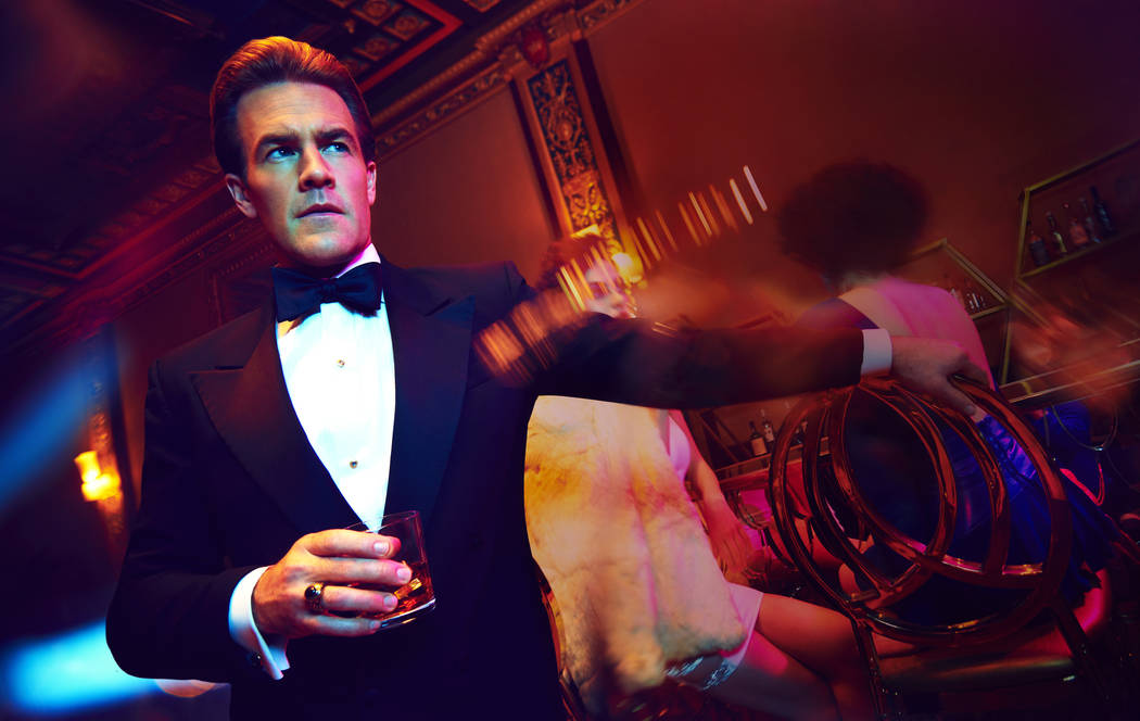 POSE -- Pictured: James Van Der Beek as Matt Bromley. CR: Pari Dukovic/FX
