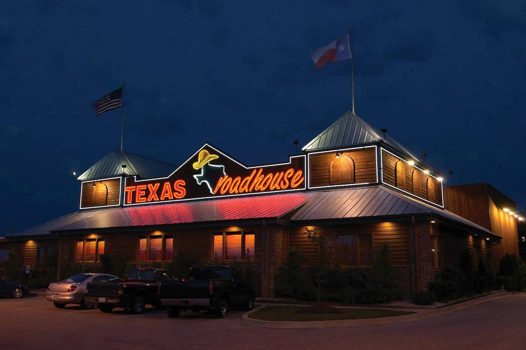 (Courtesy Texas Roadhouse)