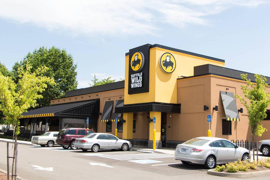 Eugene, Oregon, USA - July 8, 2014: Buffalo Wild Wings location in Eugene, Oregon. (Getty Images)