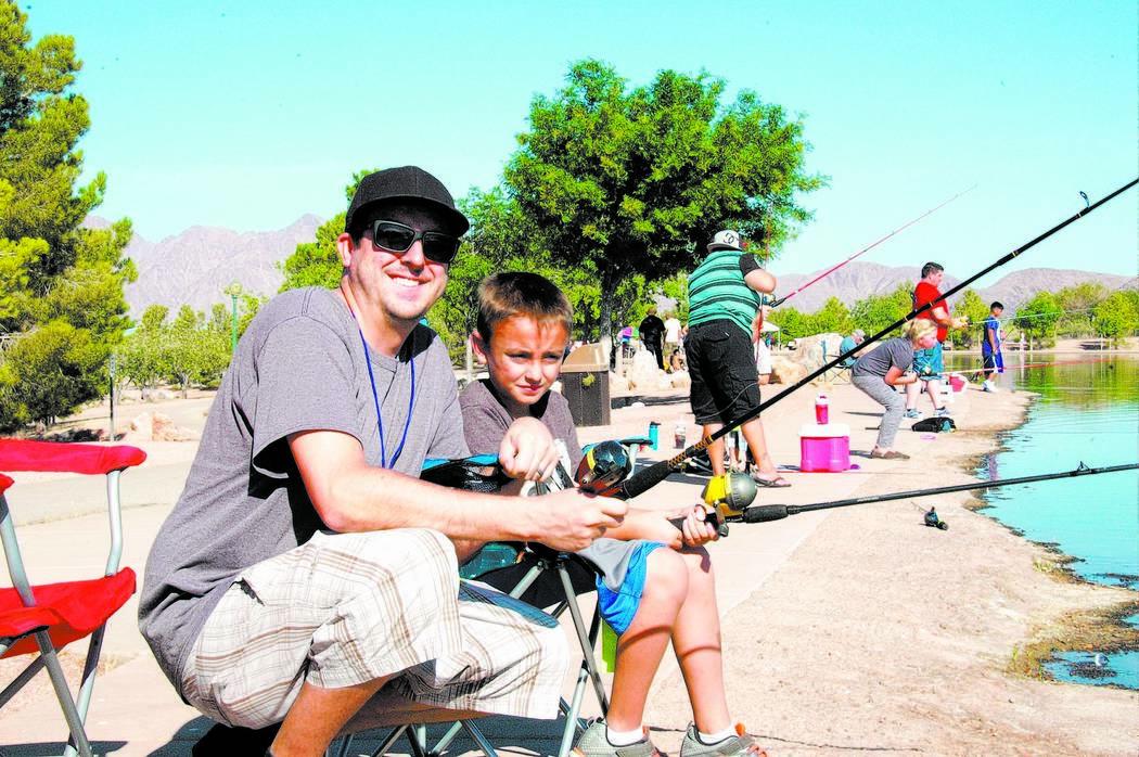 (Jayme Sileo/Boulder City Review)