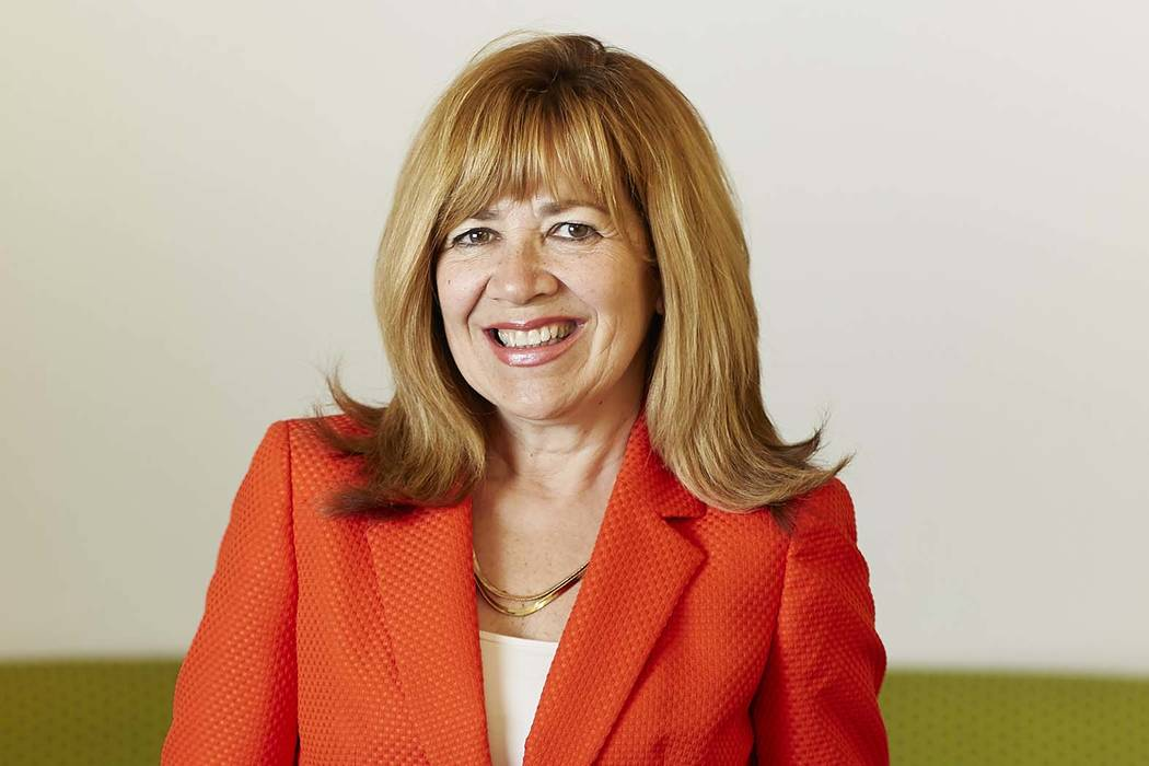 Marta Meana has been appointed as the acting president of UNLV. (Josh Hawkins/UNLV Creative Services)