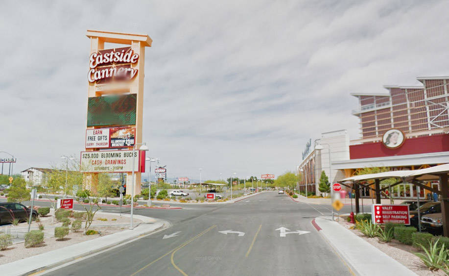 The Eastside Cannery hotel-casino. (Google Street View)