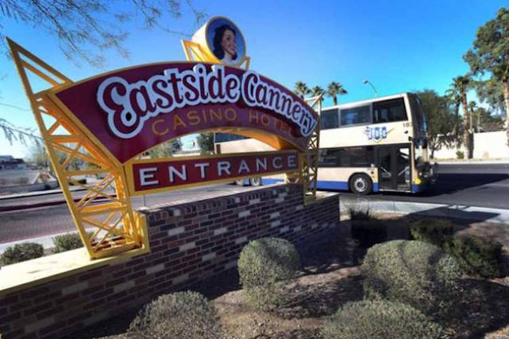 The Eastside Cannery. (David Becker/Las Vegas Review-Journal file)