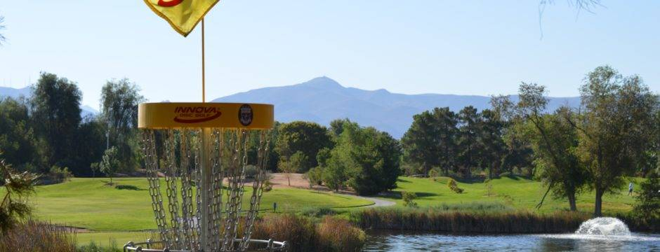 Wildhorse welcomes disc golfers on a daily basis plus hosts high-level professional tournaments. Courtesy Wildhorse.