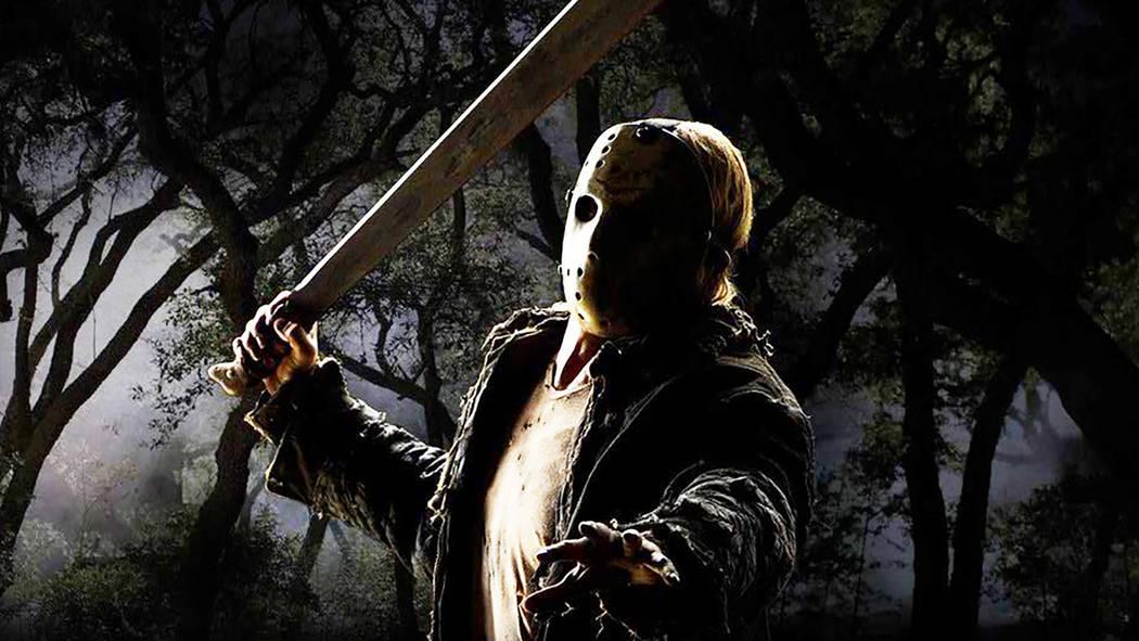"""Derek Mears as Jason Voorhees in """"Friday the 13th"""" (New Line Cinema)"""