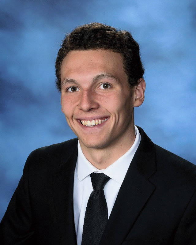 Palo Verde's Dylan Sweikert is a member of the Las Vegas Review-Journal's all-state boys swimming team.