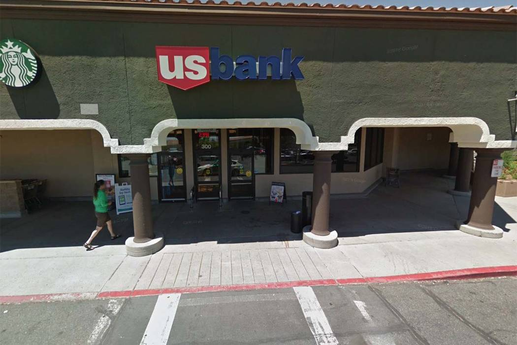 US Bank inside a Safeway on Mae Anne in Reno. (Google)