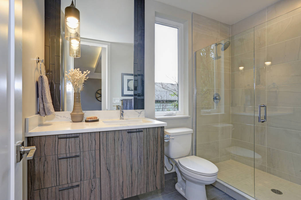 Thinkstock A new vanity can be relatively inexpensive and give the bathroom a needed lift.