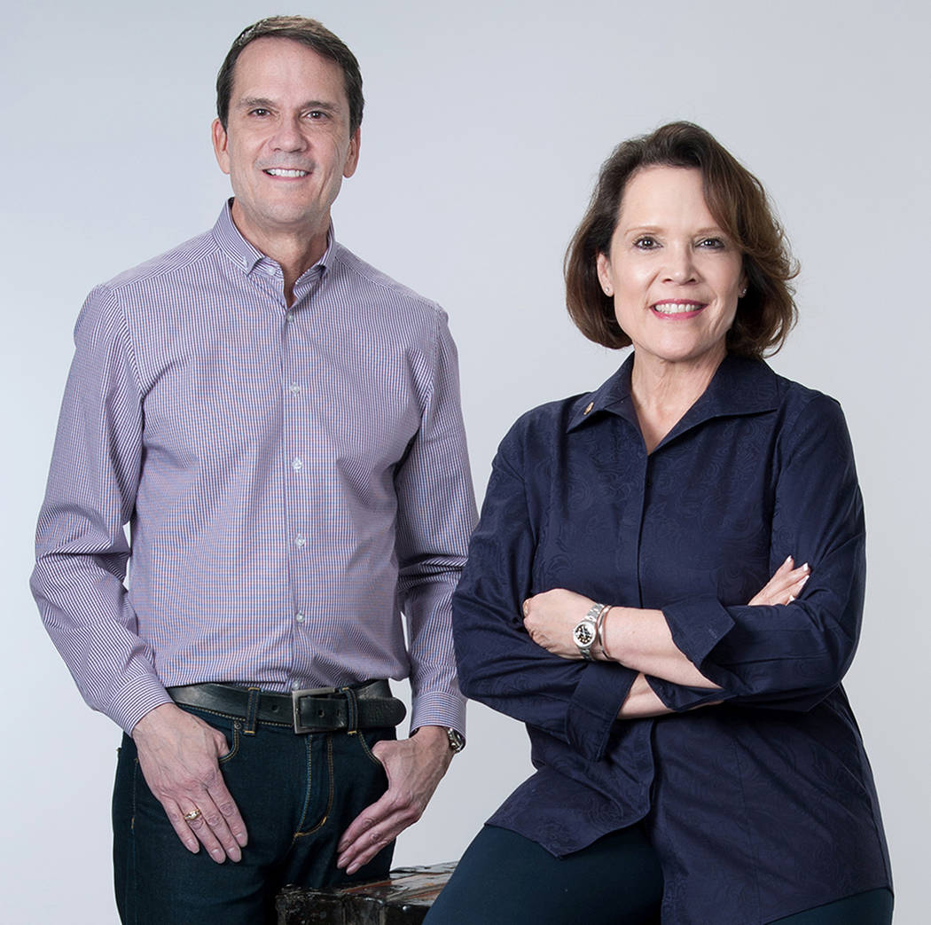 Robert and Robin Smith of Smith Team of Keller Williams Las Vegas operates the Nevada Builder Trade In Program in Southern Nevada. (Smith Team of Keller Williams Las Vegas)