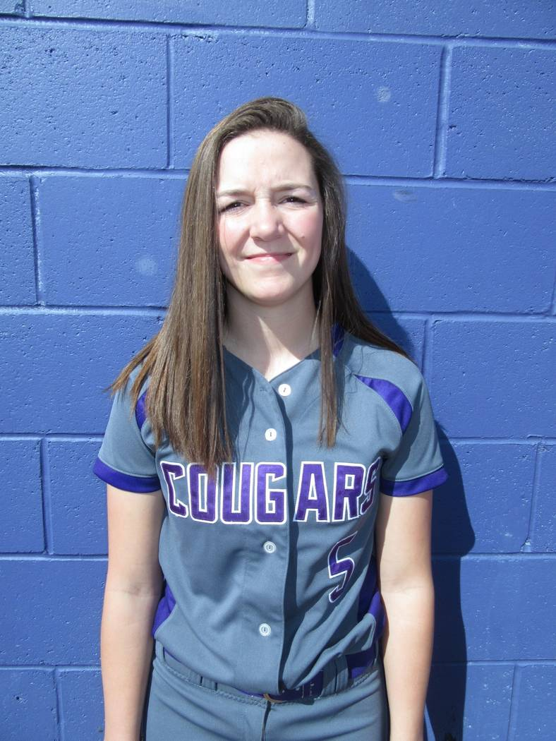 Spanish Springs Aubrey Parks is a member of the Las Vegas Review-Journal's all-state softball team.