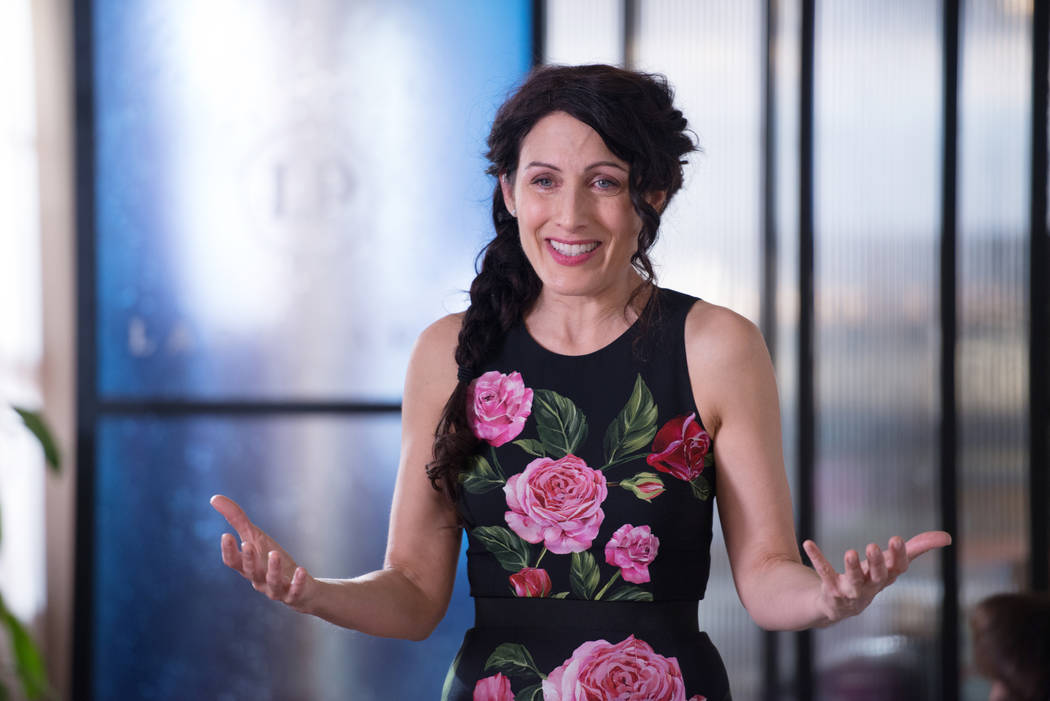 """GIRLFRIENDS' GUIDE TO DIVORCE -- """"Rule #303: Burn That Shit to the Ground"""" Episode 505 -- Pictured: Lisa Edelstein as Abby McCarthy -- (Photo by: Diyah Pera/Bravo)"""