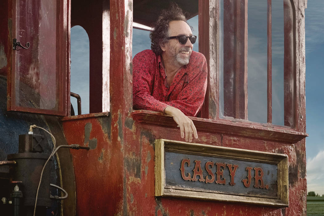 """GOTTA FLY – Visionary filmmaker Tim Burton helms the live-action reimagining of Disney's 1941 animated classic """"Dumbo."""" """"'Dumbo' was always one of ..."""