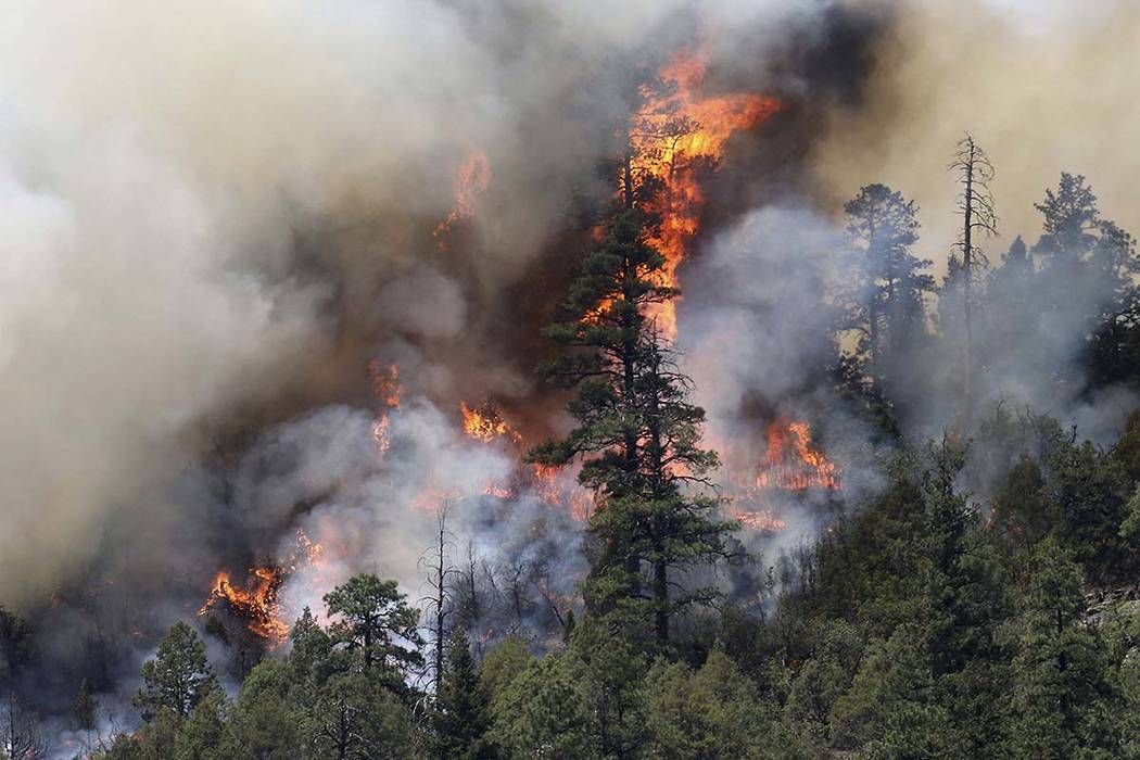 Winds Fanning Colorado Wildfire Won't Die Down Until Tuesday