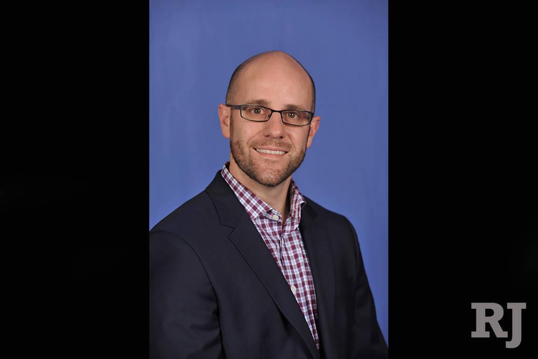 Brian Knudsen, Las Vegas City Council Ward 1 candidate. (Courtesy)