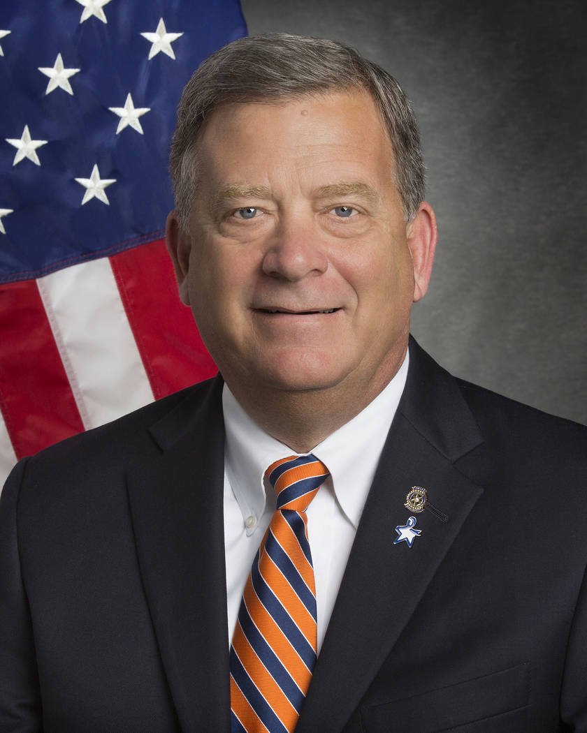 Commissioner David Wright was appointed to the Nuclear Regulatory Commission by President Donald Trump and confirmed by the Senate this year. The state of Nevada is asking Wright to recuse himself ...