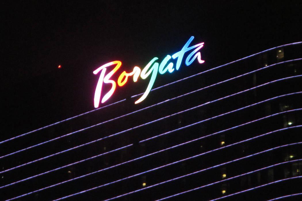 The Borgata casino in Atlantic City, N.J. (Wayne Perry/File, AP)