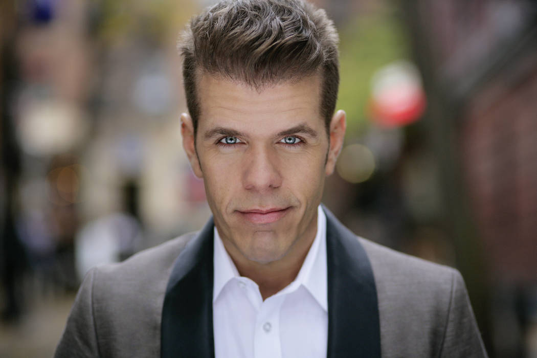 """Celeb blogger and social-media star Perez Hilton hosts """"Party With Perez"""" at """"Chippendales"""" at the Rio from July 26-Sept. 2. (Kristin Hoebermann)"""