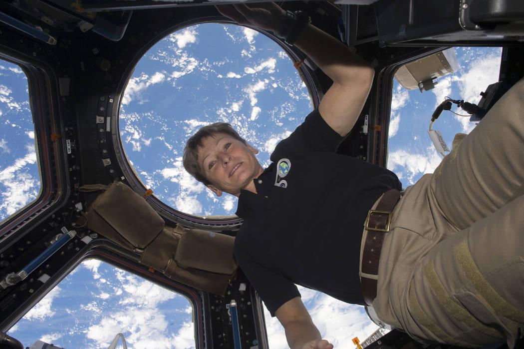 Peggy Whitson, NASA's record-breaking astronaut, retires
