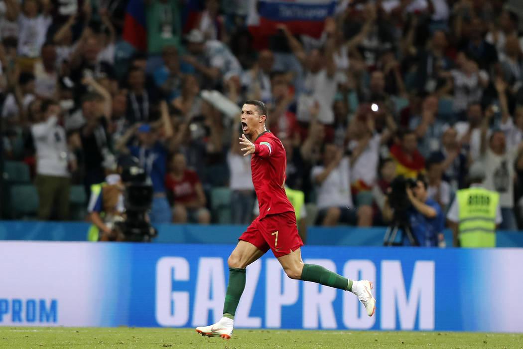 Spain's Fernando Hierro - I wouldn't trade any player for Cristiano Ronaldo