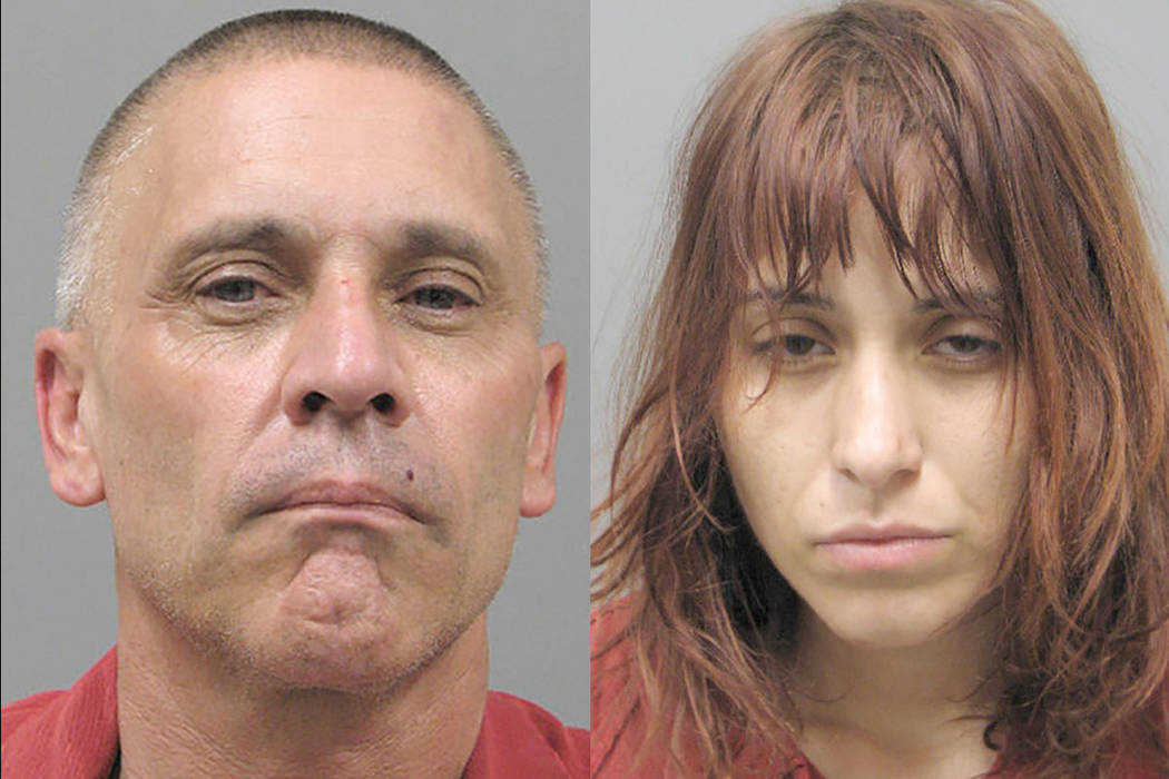 Kenneth McDougall, 50, and Jesenia Guerrero, 25 (Henderson Police Department)