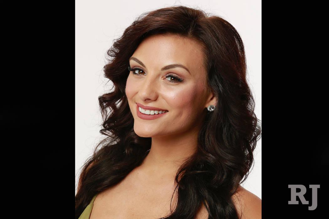 "Las Vegan Rachel Swindler is a houseguest on the 20th season of ""Big Brother."" (Bill Inoshita/CBS)"