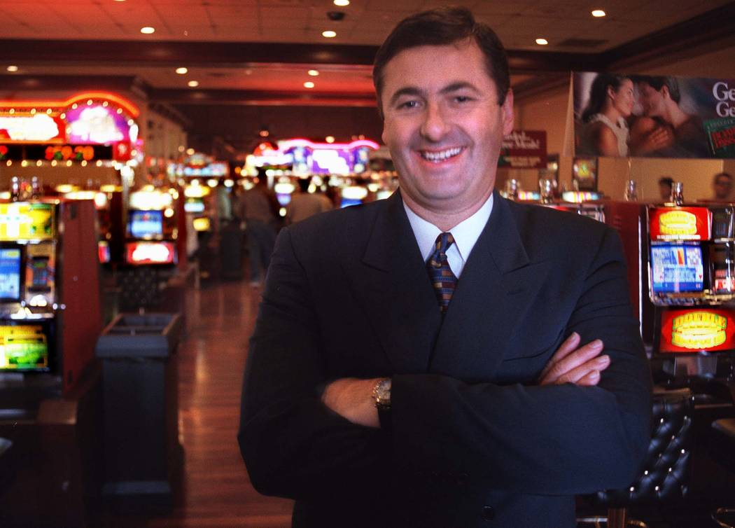 Felix Rappaport, president and CEO of the Foxwoods tribal casino in Connecticut, was found dead in his home Monday, June, 18, 2018. (Ralph Fountain/Las Vegas Review-Journal)