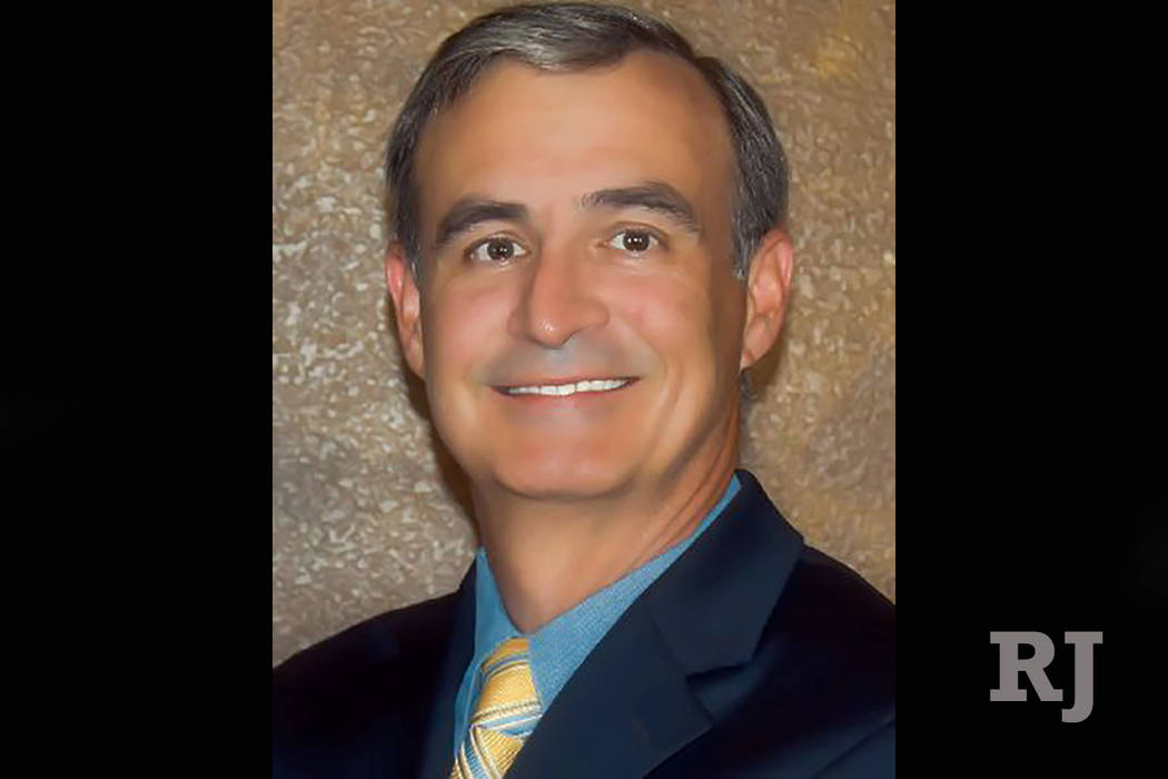 Clark County School District CFO Jason Goudie