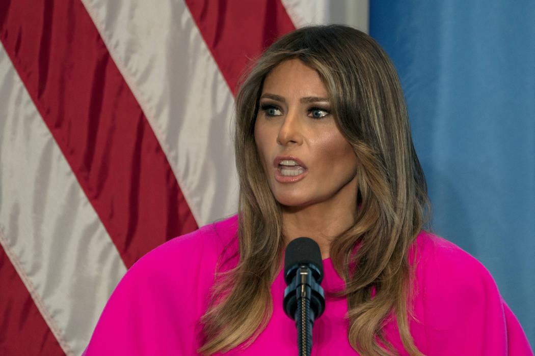 "First lady Melania Trump told CNN she ""hates"" to see families separated at the border and hopes ""both sides of the aisle"" can reform the nation's immigration laws, according to a statement Sunday. ..."