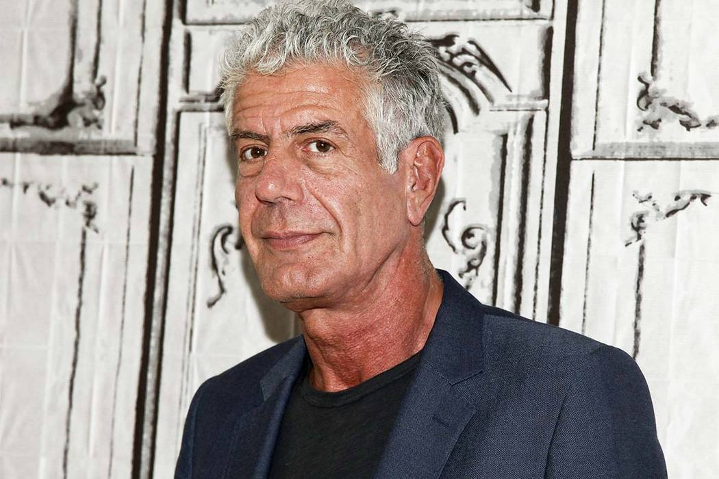 "Anthony Bourdain participates in the BUILD Speaker Series to discuss the online film series ""Raw Craft"" at AOL Studios in New York. Bourdain was found dead in his hotel room in France, Friday, Jun ..."