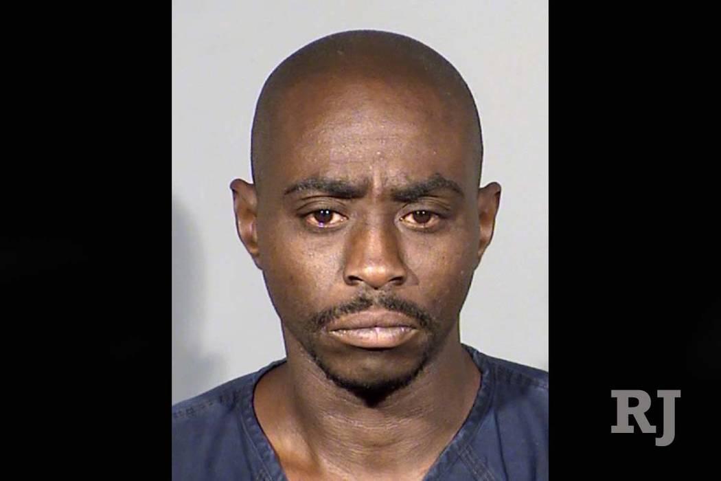 Michael Cain (Las Vegas Metropolitan Police Department)