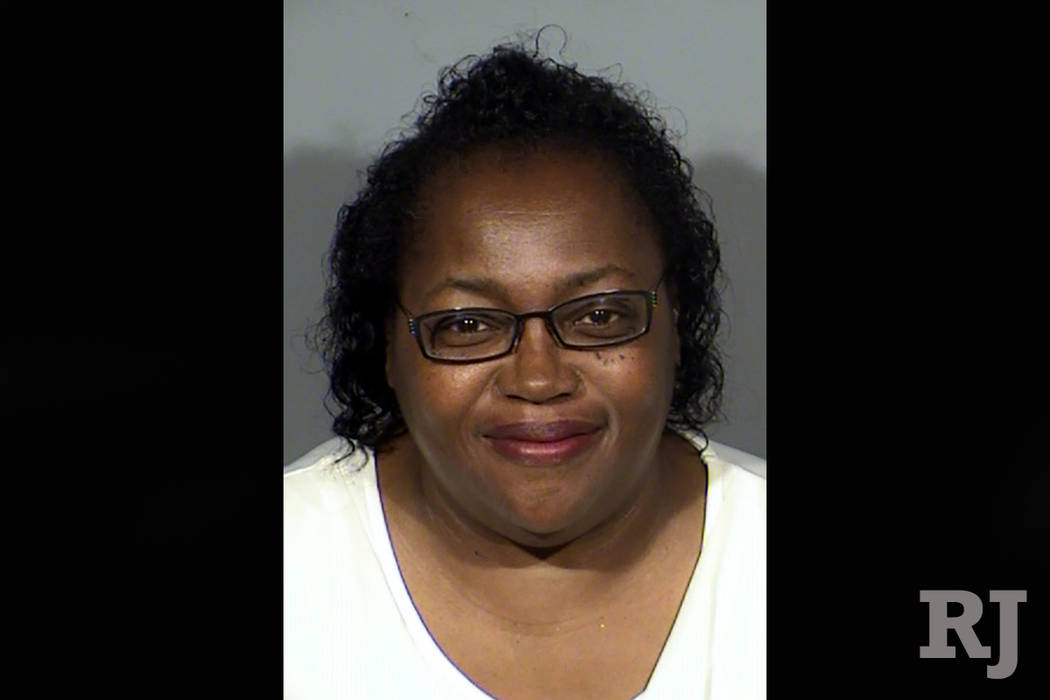 Melody Carter (Las Vegas Metropolitan Police Department)
