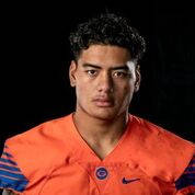 Bishop Gorman's Palaie Gaoteote is a member of the Las Vegas Review-Journal's all-state football team.