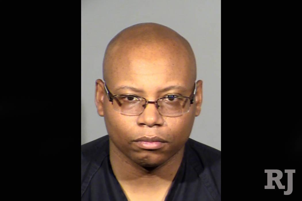 Demetrick Roberson (Las Vegas Metropolitan Police Department)