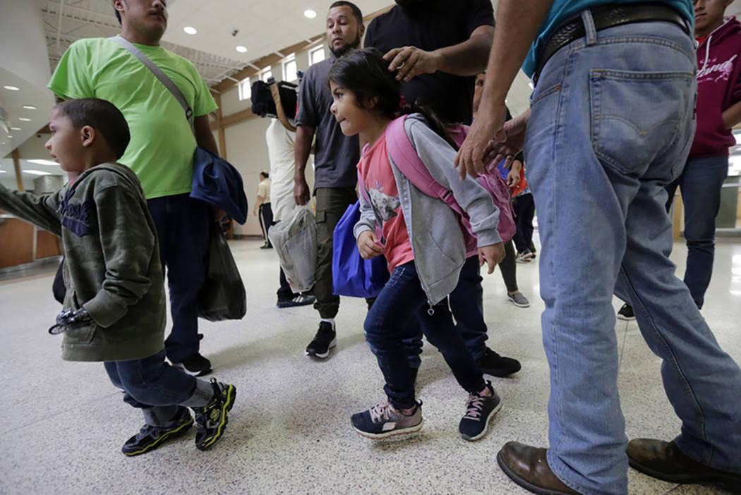 US military offers space for 20K migrant children