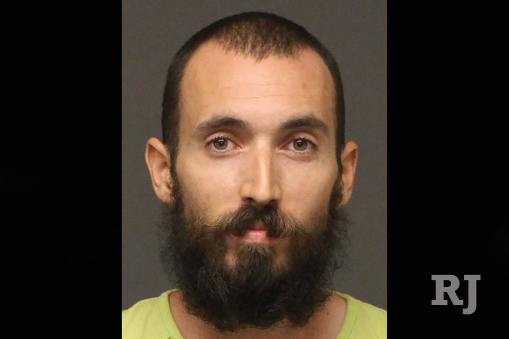 Matthew P. Wright, 30, of Henderson (Mohave County Jail)