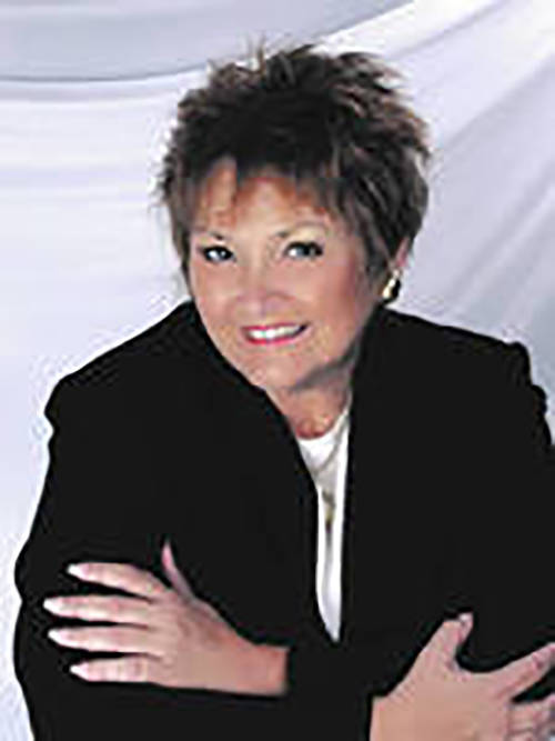 Nye County Commission District 4 candidate Tina Trenner (Special to the Pahrump Valley Times)