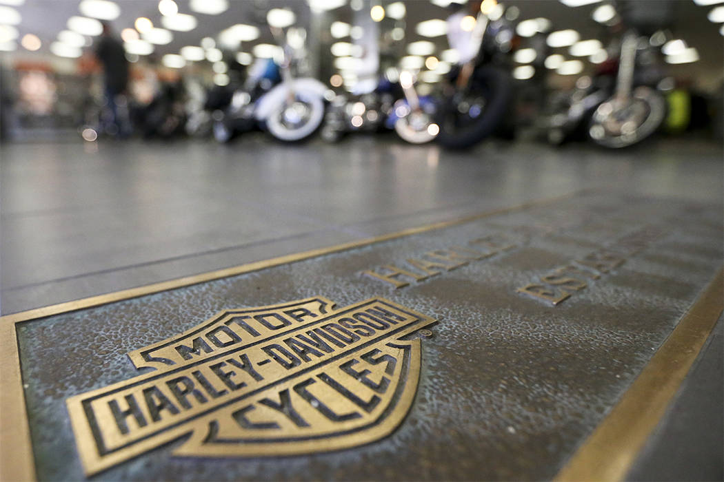 Trump says Harley-Davidson's planned overseas move will be its 'end'